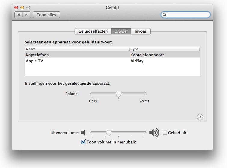 Mac OS tip: Pas het volume van het opstartgeluid aan