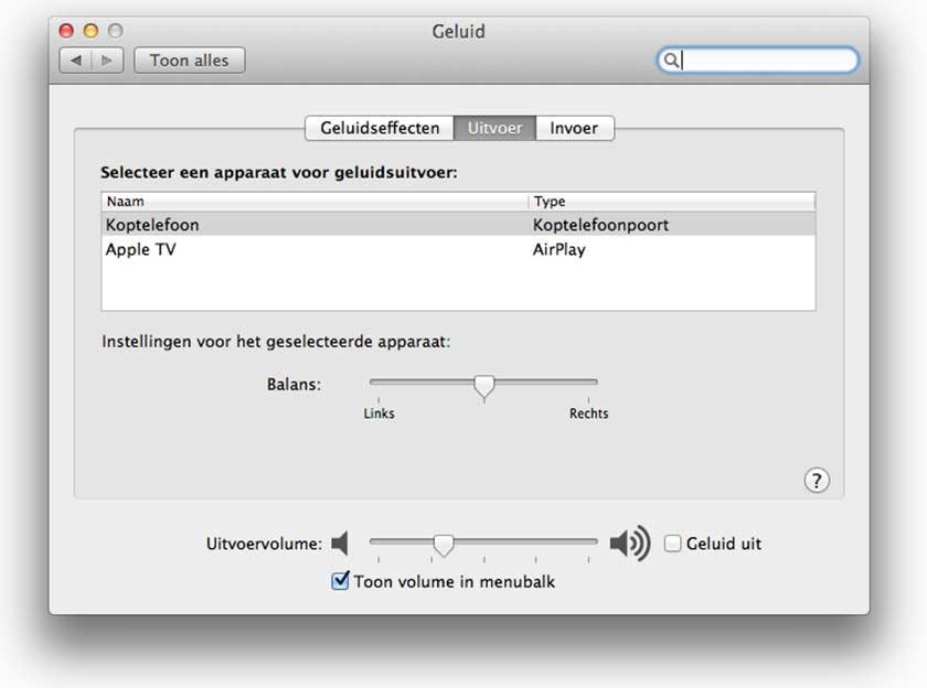 Opstartgeluid Mac aanpassen